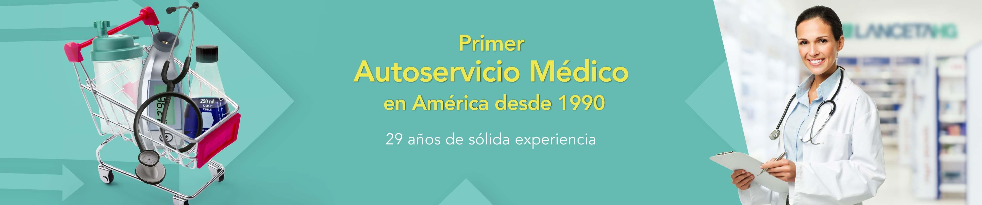 Primer Autoservicio Médico en América