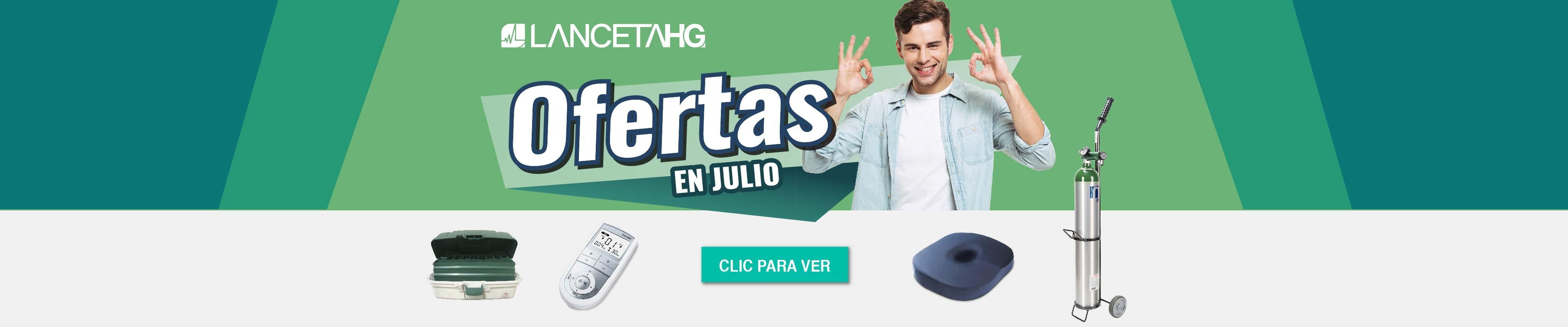 Boletín Ofertas de Julio