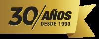 Emblema 30 Años